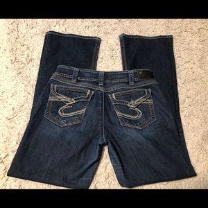 Women's Silver SUKI SURPLUS Jeans SZ 31